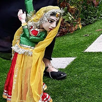 INDIAN DANCING MARIONETTES
