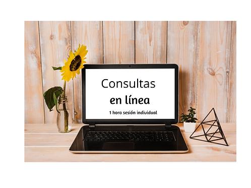 Consultas en línea