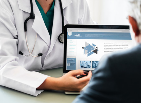 Riding the wave of IoT in Healthcare