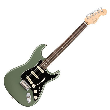 Fender American Professional Stratocaster RW, Antique Olive