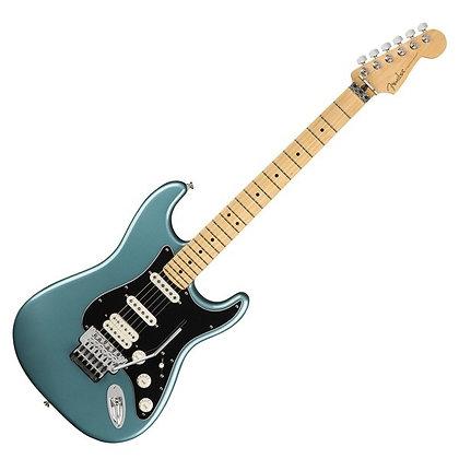 Fender Player Stratocaster Floyd Rose HSS MN, Tidepool