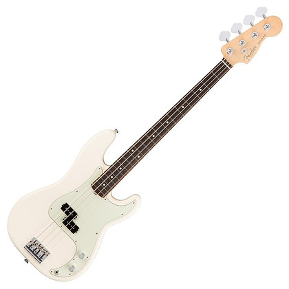 Fender American Professional Precision Bass RW, Olympic White