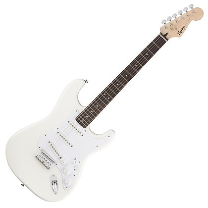 Fender Squier Bullet Stratocaster Hard Tail, Arctic White