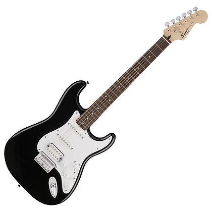 Fender Squier Bullet Stratocaster HSS Hard Tail, Black