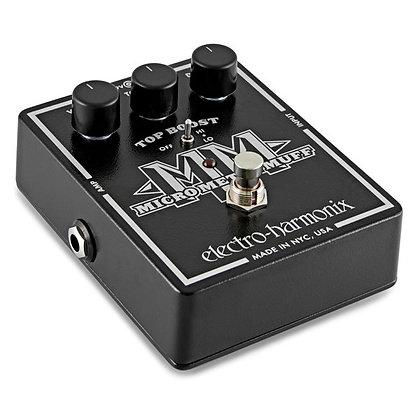 Electro Harmonix Micro Metal Muff Distortion