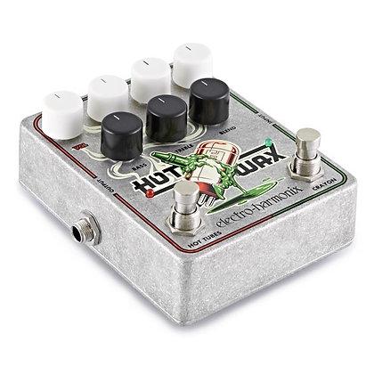 Electro Harmonix Hot Wax Overdrive