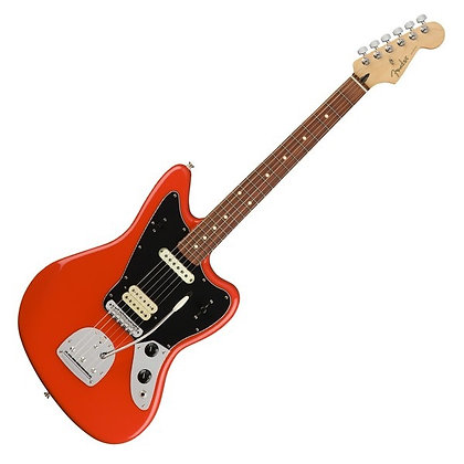 Fender Player Jaguar PF, Sonic Red