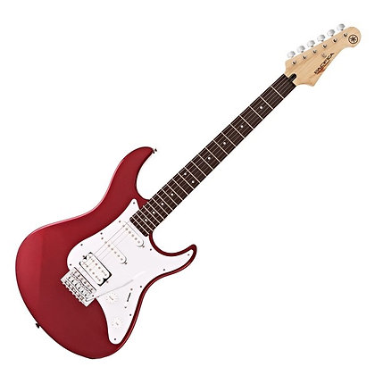 Yamaha Pacifica 012, Red