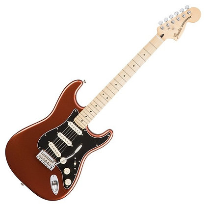 Fender Deluxe Roadhouse Stratocaster, Classic Copper