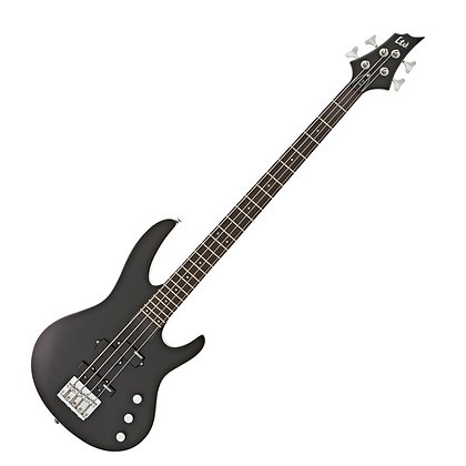 ESP LTD B-10, Black Satin