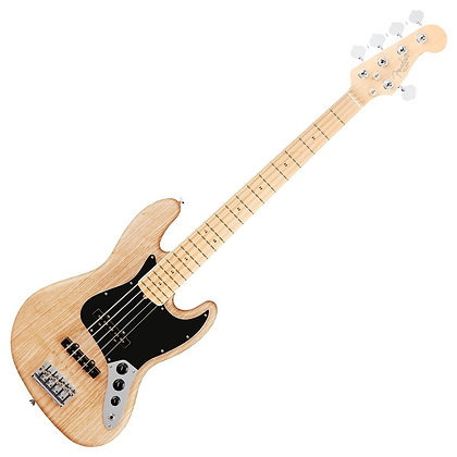 Fender American Professional Jazz Bass V MN, Natural
