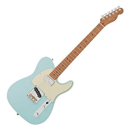 Fender FSR American Pro Telecaster HS Roasted MN, Daphne Blue