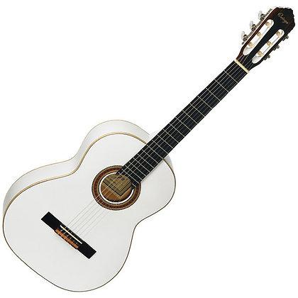 Ortega R121-1/2WH, White