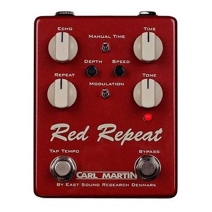 Carl Martin Red Repeat Delay