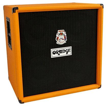 """Orange OBC410 - 4x10"""" Bass Speaker Cab"""