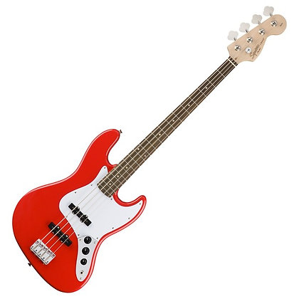 Fender Squier Affinity Jazz Bass LRL, Race Red