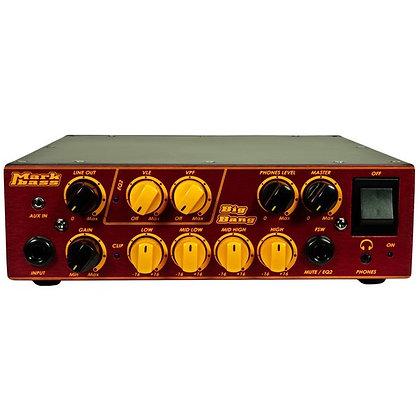 Markbass Big Bang - 500W Bass Amp Head