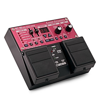 Boss RC- 30 Loop Station with Power Supply