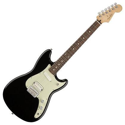 Fender Duo-Sonic HS PF, Black