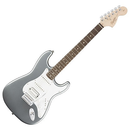 Fender Squier Affinity Stratocaster HSS, Slick Silver
