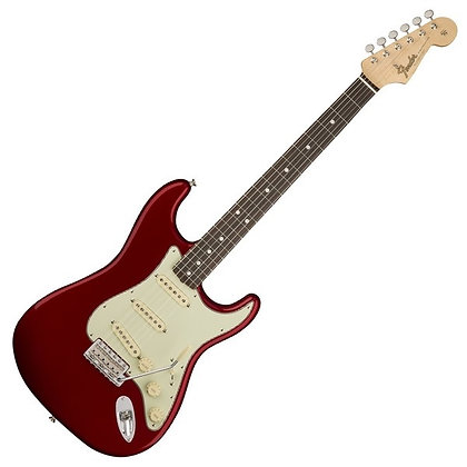 Fender American Original '60s Stratocaster RW, Candy Apple Red