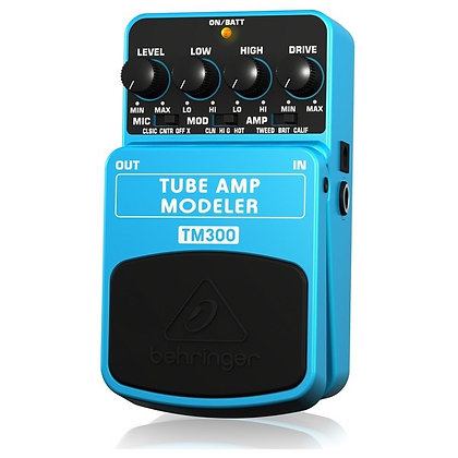 Behringer TM300 Tube Amp Modeller