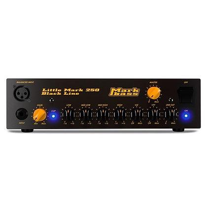 MarkBass Little Mark 250 Black Line - 250W Bass Amp Head