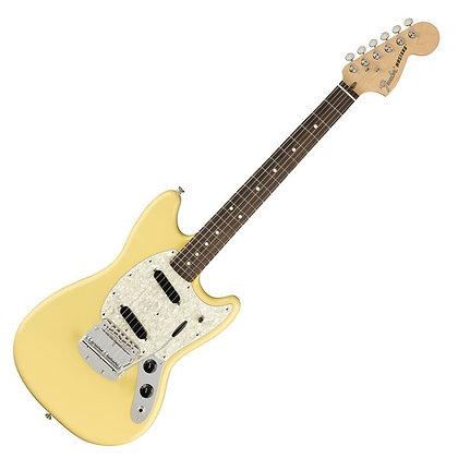 Fender American Performer Mustang, Vintage White