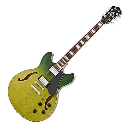 Ibanez AS73FM, Green Valley Gradation