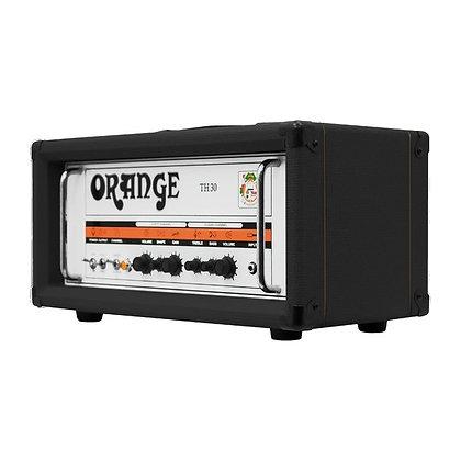 Orange Thunder TH30H Black - 30W Tube Amp Head