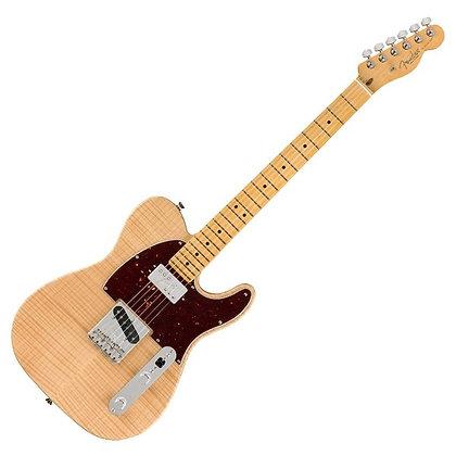 Fender Rarities Chambered Telecaster MN, Natural