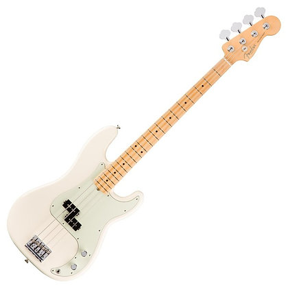 Fender American Professional Precision Bass MN, Olympic White