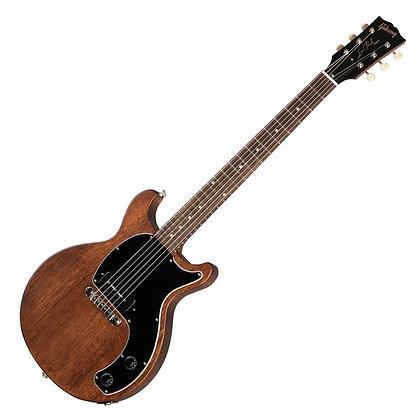 Gibson Les Paul Junior Tribute DC, Worn Brown