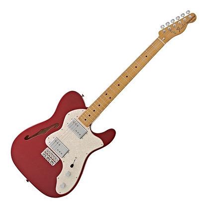 Fender Vintera '70s Telecaster Thinline, Candy Apple Red