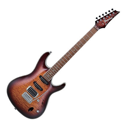 Ibanez SA460QM, Antique Brown Burst