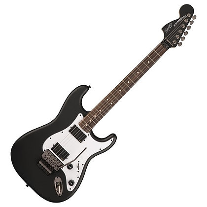 Fender Squier Contemporary Active Stratocaster HH, Flat Black