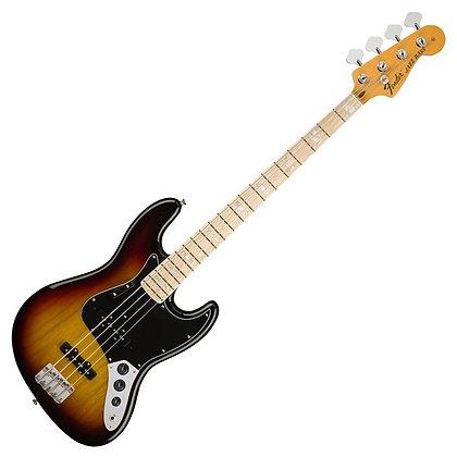 Fender American Original '70s Jazz Bass MN, 3-Tone Sunburst