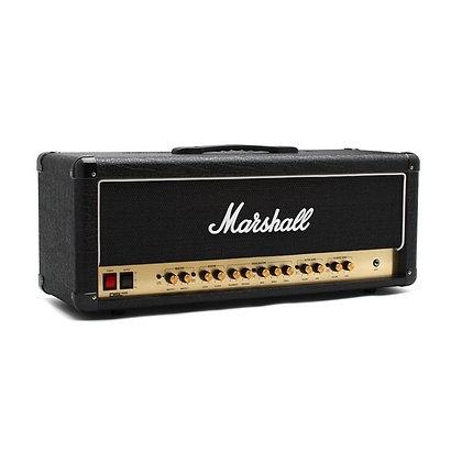 Marshall DSL100HR - 100W Tube Amp Head