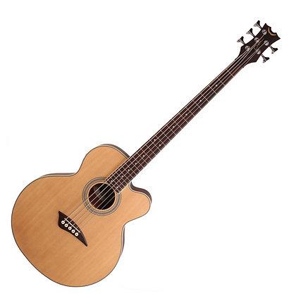Dean EABC5 5 String, Satin Natural