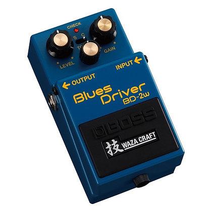 Boss BD-2W Waza Craft Custom Blues Driver