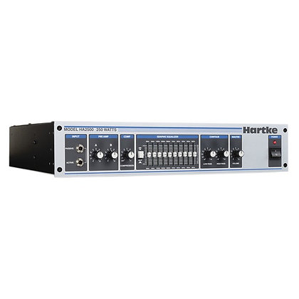 Hartke HA2500 - 250W Bass Amp Head