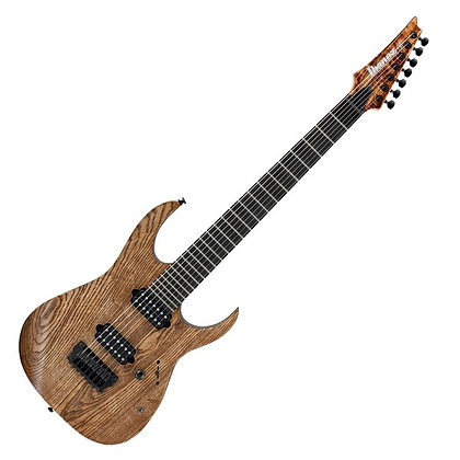 Ibanez RGIXL7 7-String, Antique Brown Stained