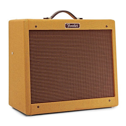 Fender Blues Junior, Lacquered Tweed - 15W Tube Combo Amp
