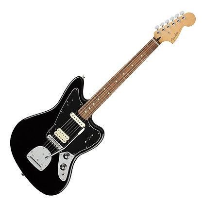 Fender Player Jaguar PF, Black