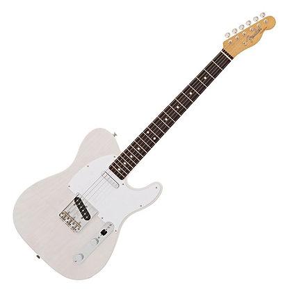 Fender Jimmy Page Mirror Telecaster RW, White Blonde
