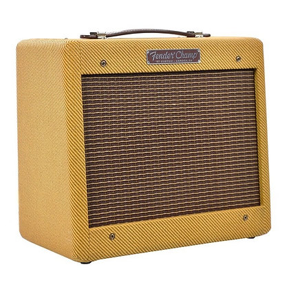 Fender '57 Custom Champ, Lacquered Tweed - 5W Tube Combo Amp