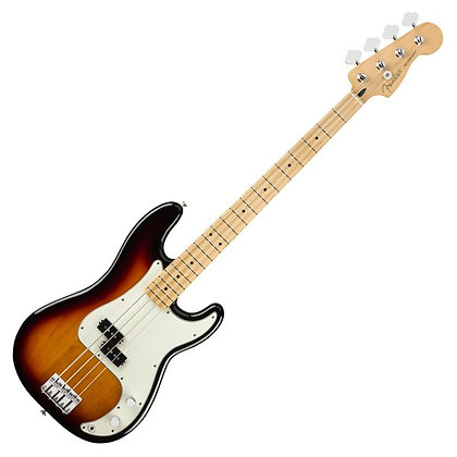 Fender Player Precision Bass MN, 3-Tone Sunburst