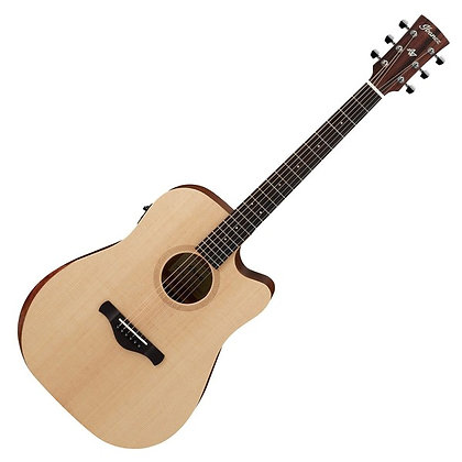 Ibanez AW150CE Artwood, Open Pore Natural
