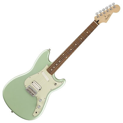 Fender Duo-Sonic HS PF, Surf Green
