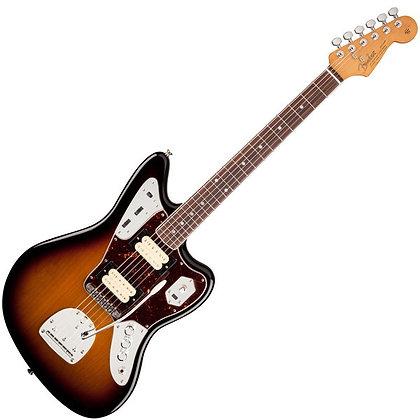 Fender Kurt Cobain Jaguar, 3-Tone Sunburst
